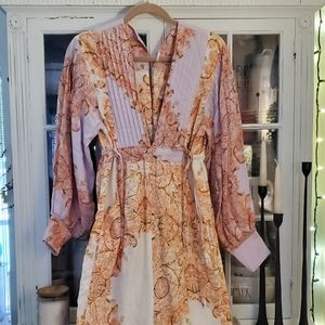 Free people  one peice pant suit